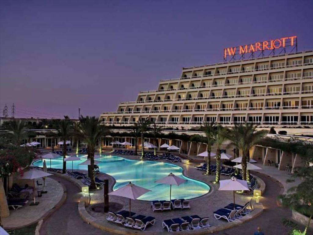 開羅 JW萬豪飯店 (JW Marriott Hotel Cairo)