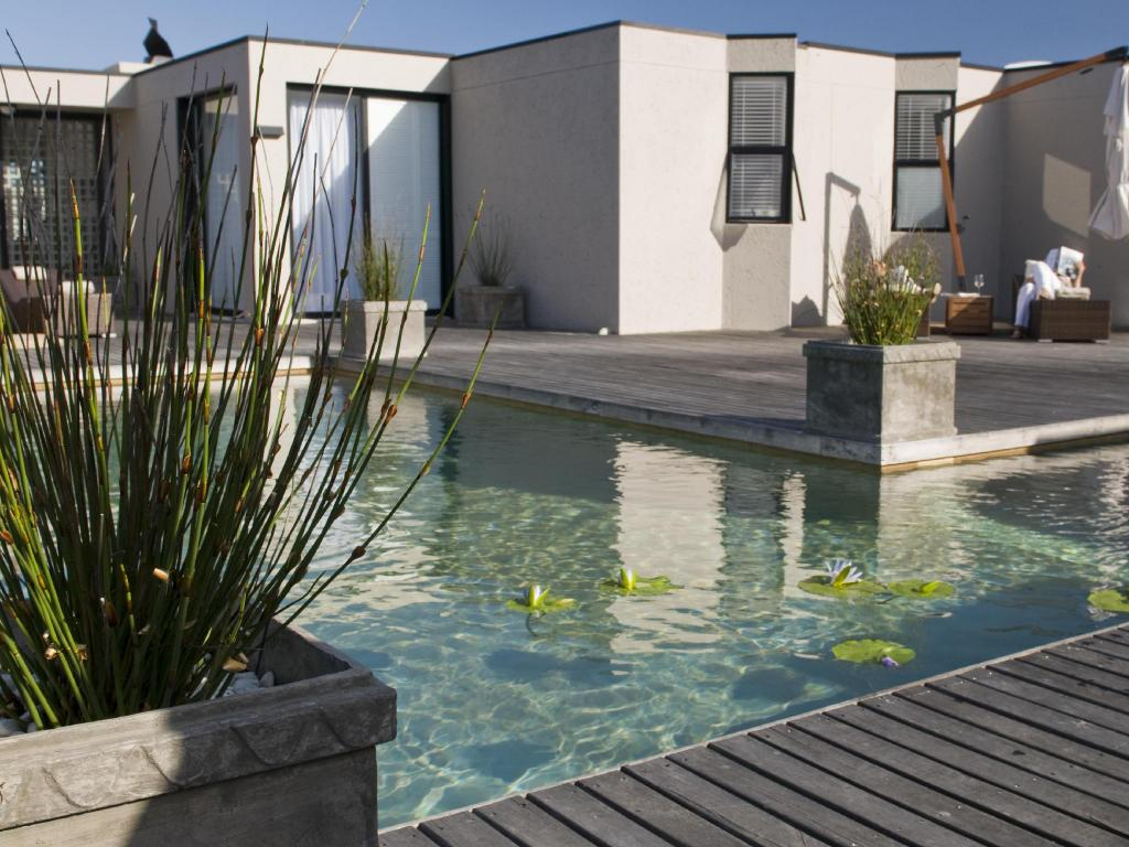 Small Luxury Pool Facing Twin Plettenberg Park Hotel