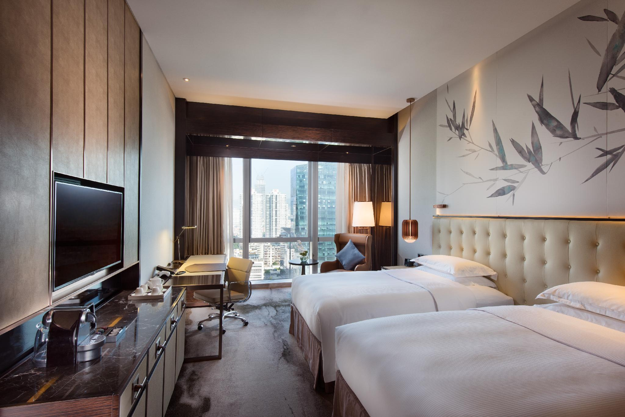 双床行政间 (Twin Executive Room)