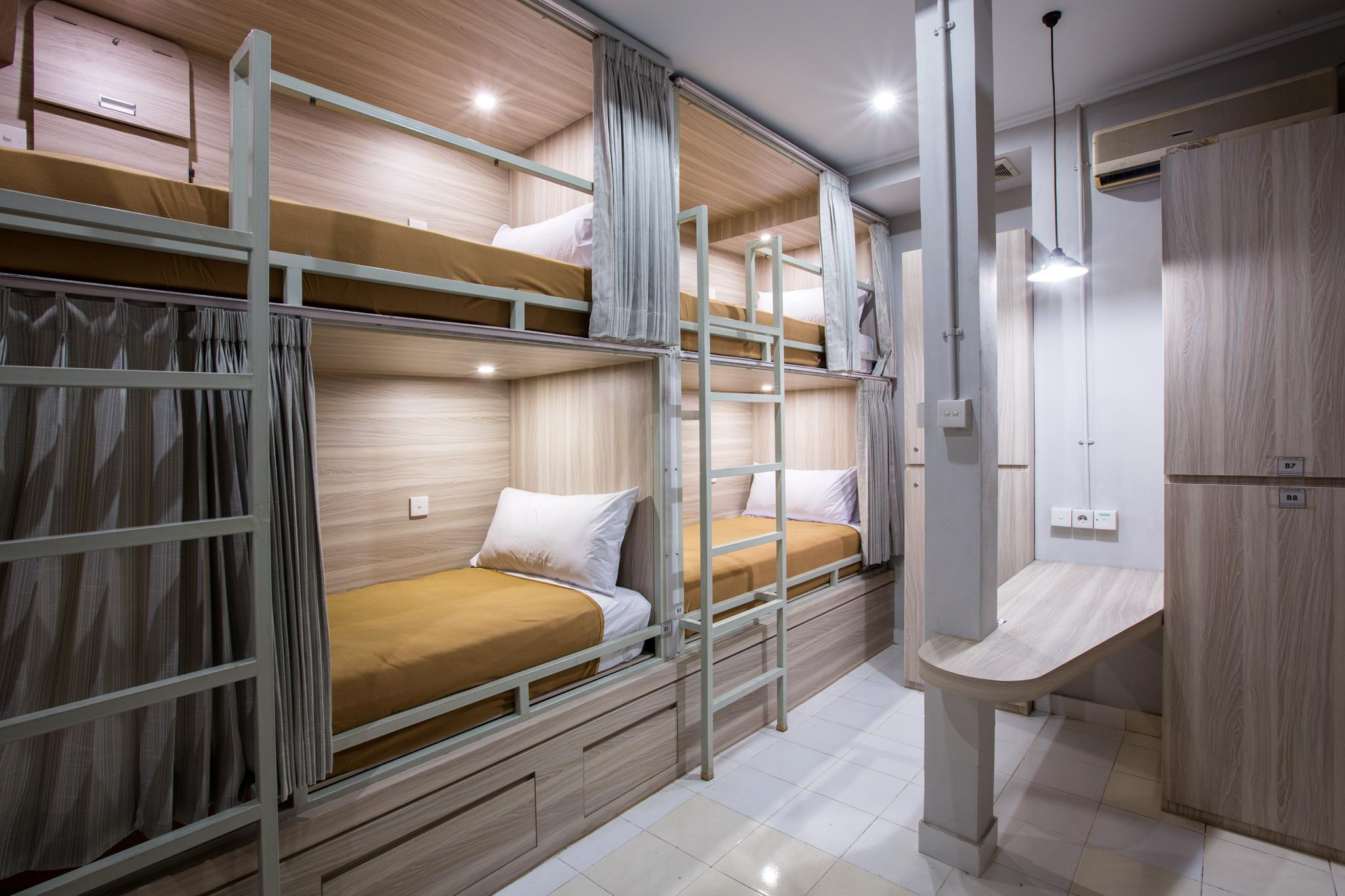 Single Bed - Dormitory Room