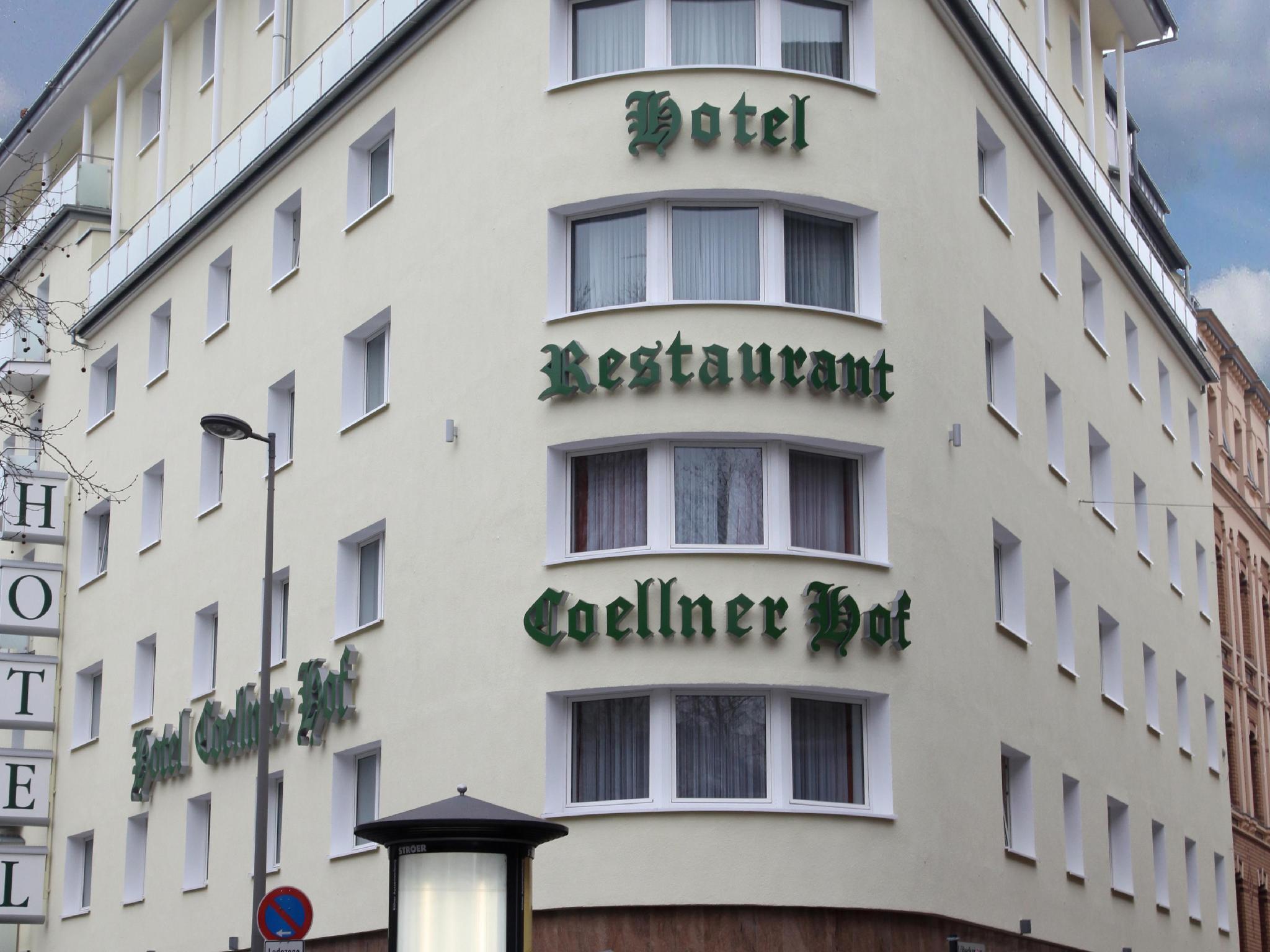 Hotel Koln Coellner Hof