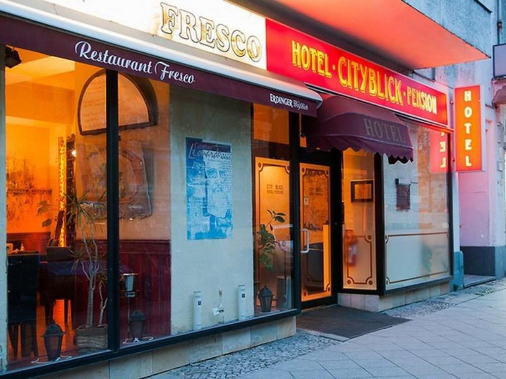 More about Hotel Cityblick