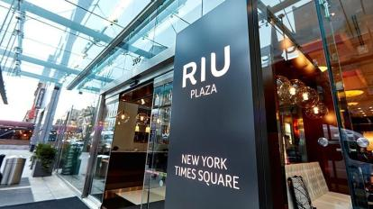 Riu Plaza New York Times Square New York Ny Promo Terbaru 2020 Rp 905978 Foto Hd Ulasan