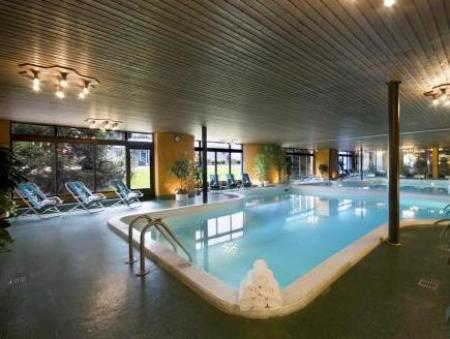 Swimmingpool Club Hotel Davos