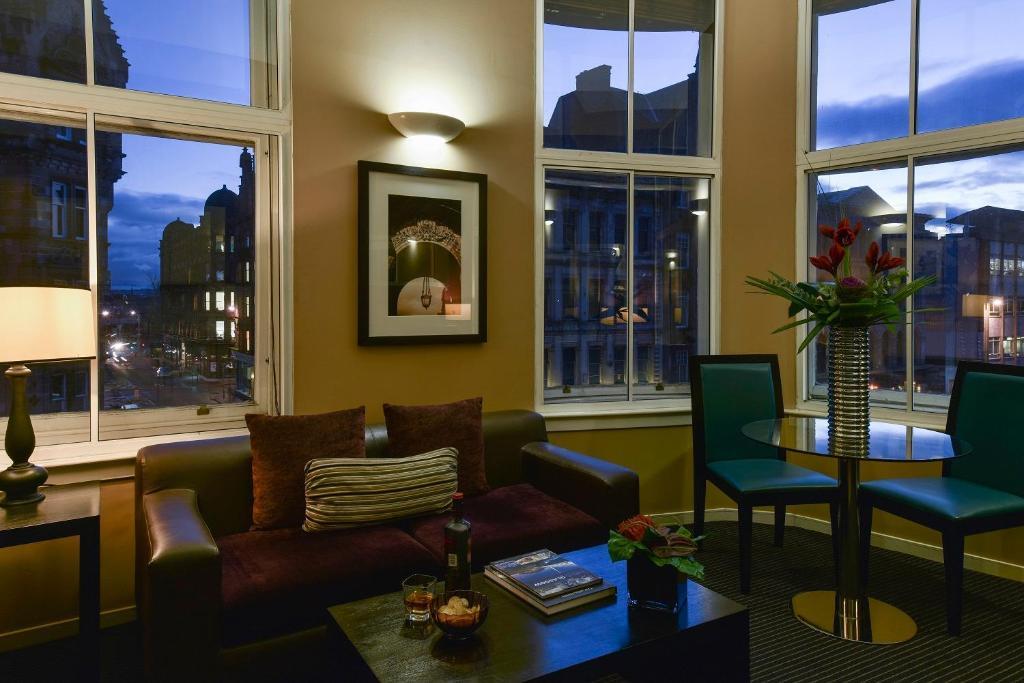 Fraser Suites Glasgow Apartments in United Kingdom - Room