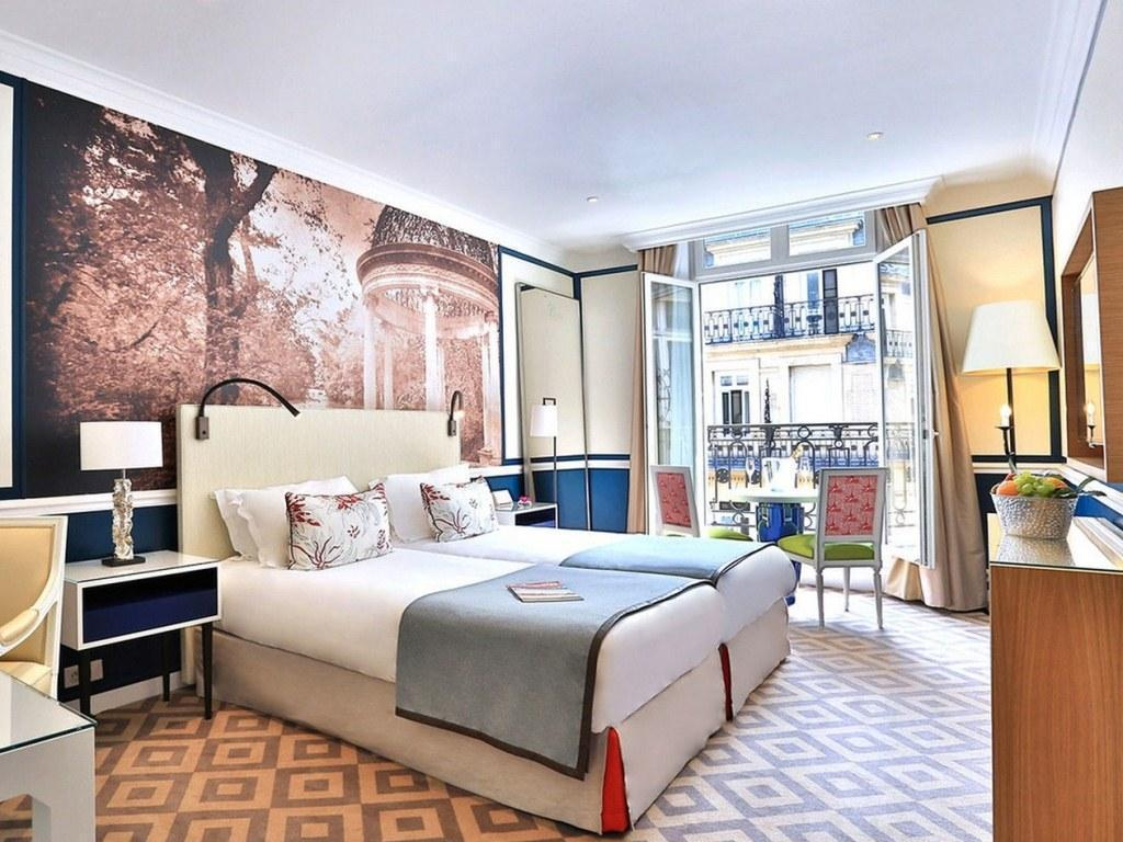 Apartmá typu Executive Fraser Suites le Claridge Champs-Elysees