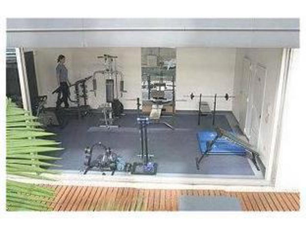 Fitness center Concord Callao by Temporary Apartments