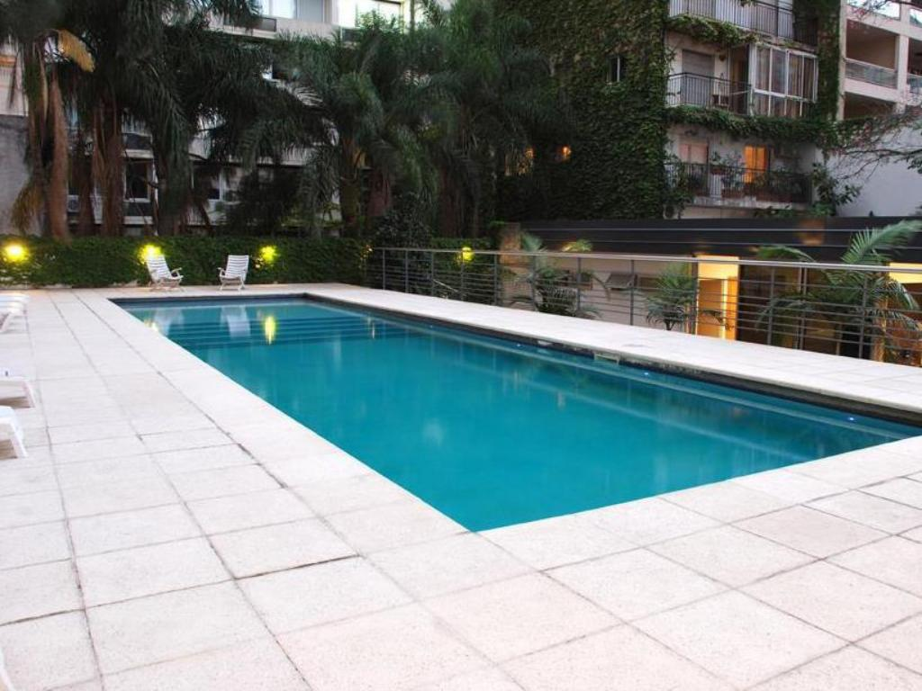 Swimming pool Concord Callao by Temporary Apartments