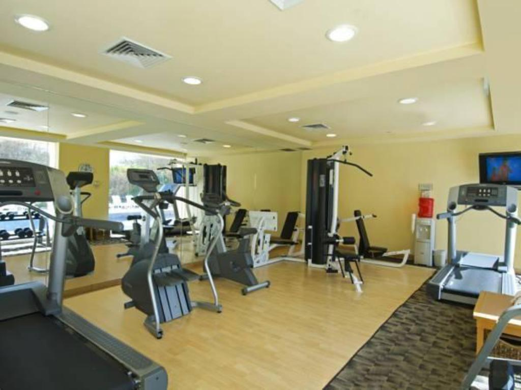 Fitness center Fiesta Inn Culiacan