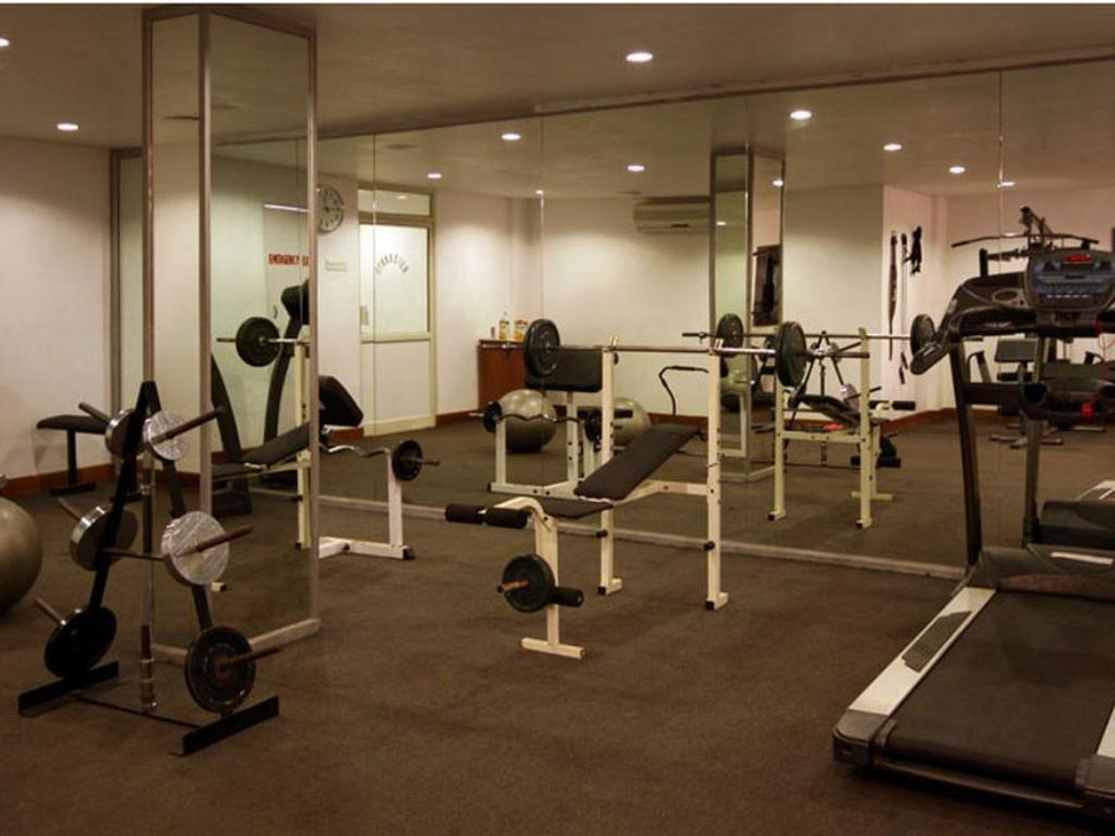 Fitness center Pride Sun Village Resort and Spa
