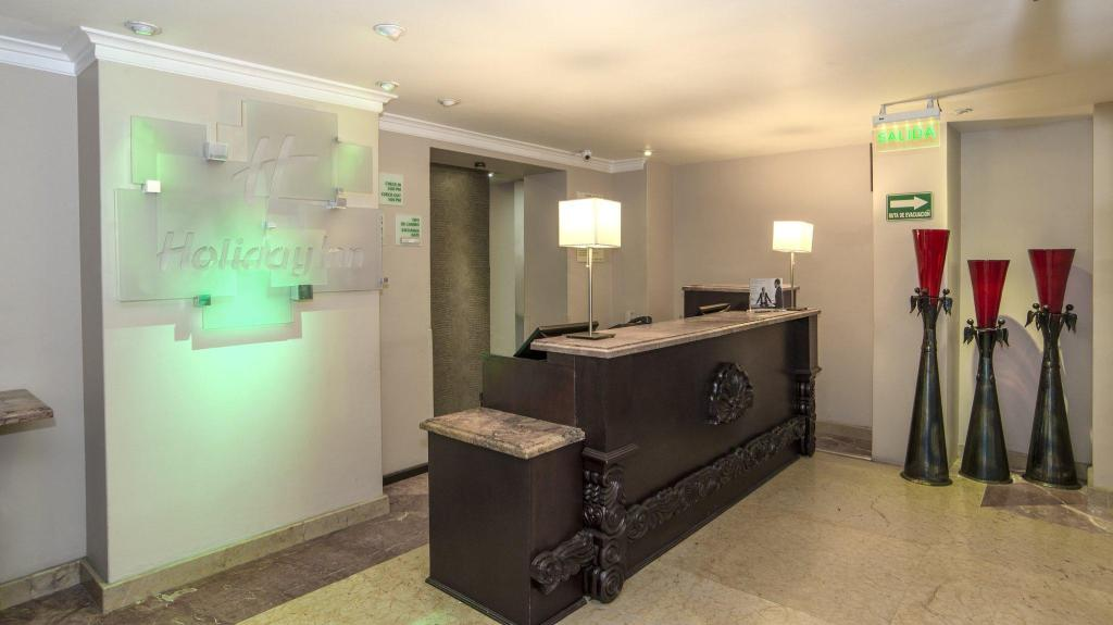 Lobby Holiday Inn Hotel & Suites Mexico Zona Rosa