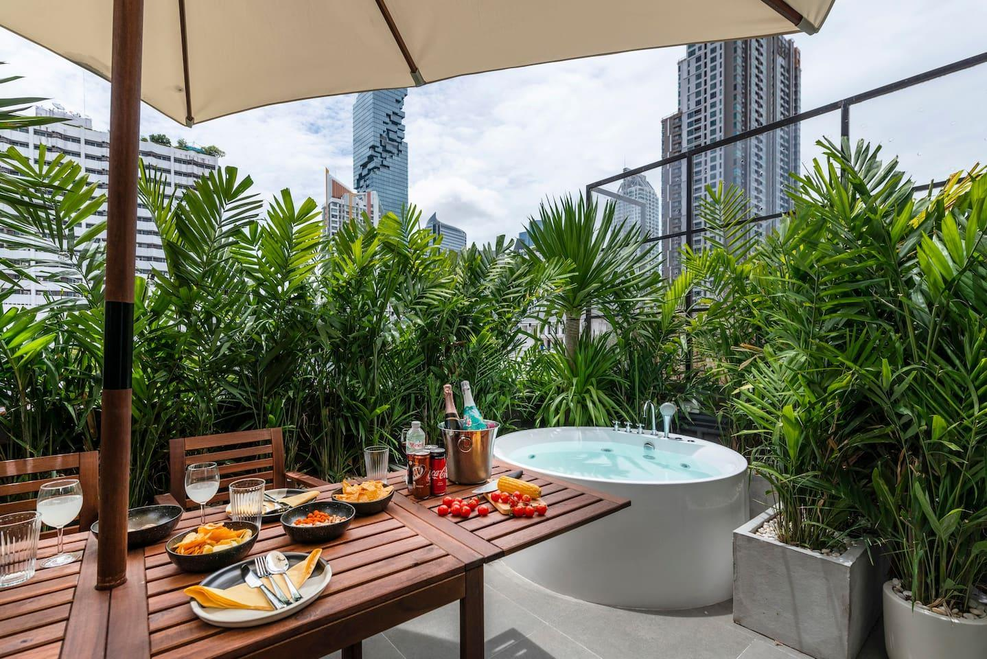 Anonymous Common House The Aviator Jacuzzi Bangkok Offers Free Cancellation 2021 Price Lists Reviews