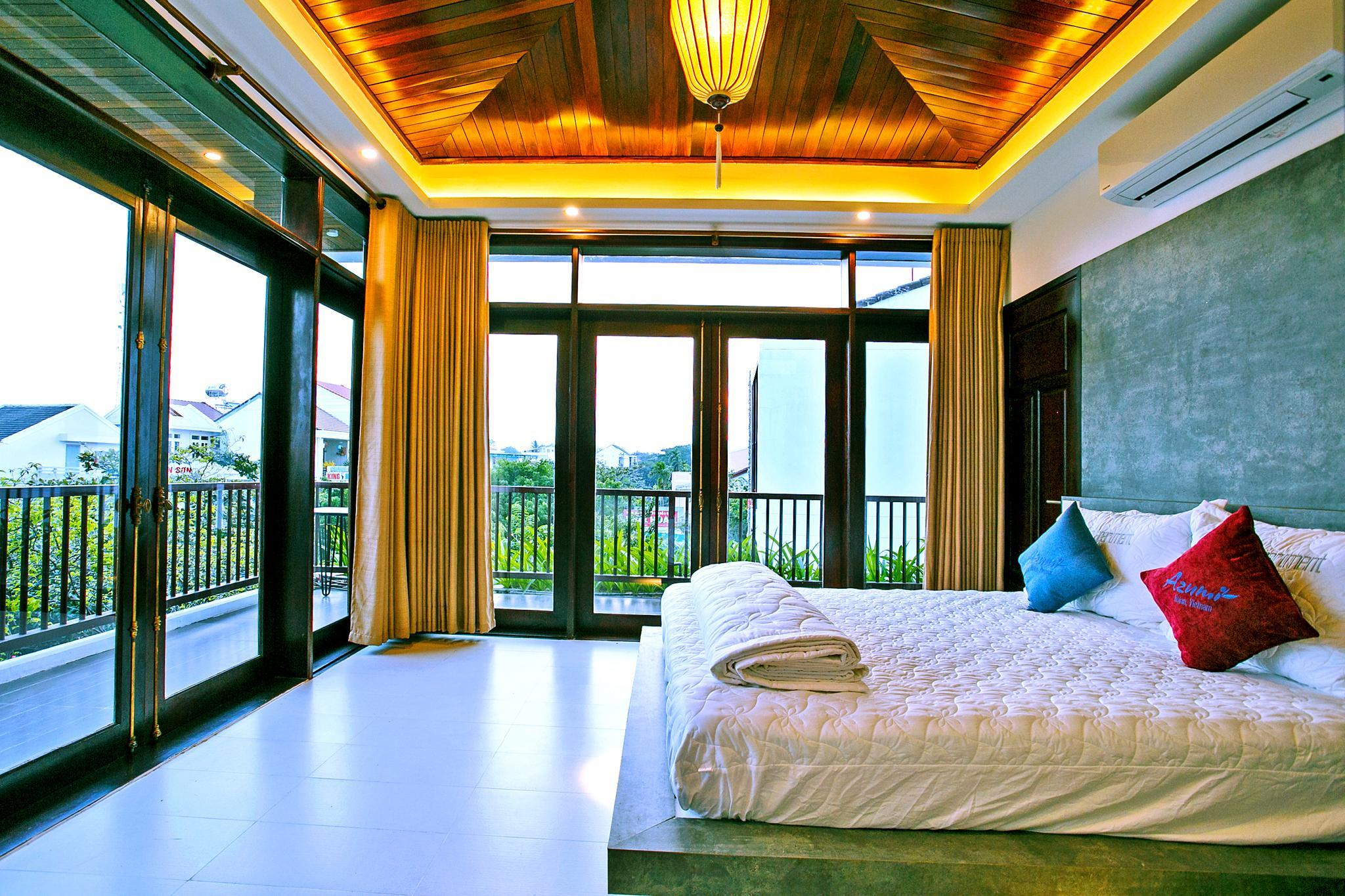 Deals On Azumi 01 Bedroom Balcony 2nd Floor Apartment Hoian In Hoi An Promotional Room Prices