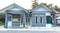 1000sqm 3 bedroom, 2 private bathroom Bungalow in Batu Rakit