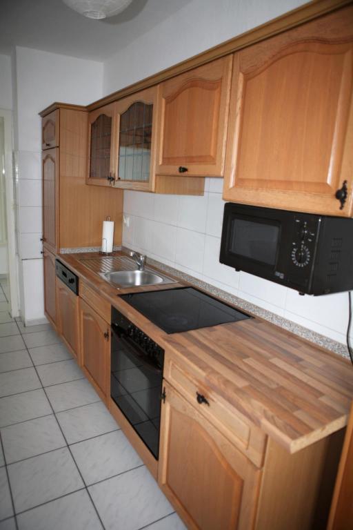 Das Apartment (60 m²), 2 Schlafzimmer und 1 eigene Badezimmer in ...