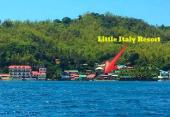 Little Italy Resort offers exclusive private beach