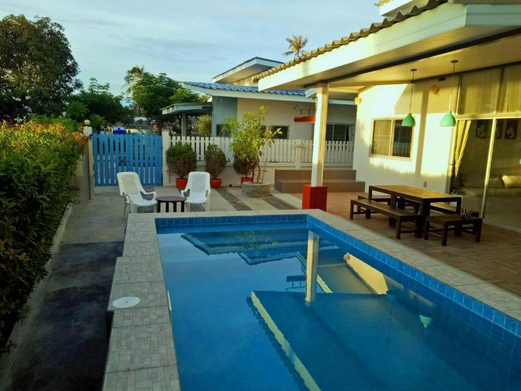 Best Price on Baan Pim House Closed to Beach-Pranburi in Hua Hin ...