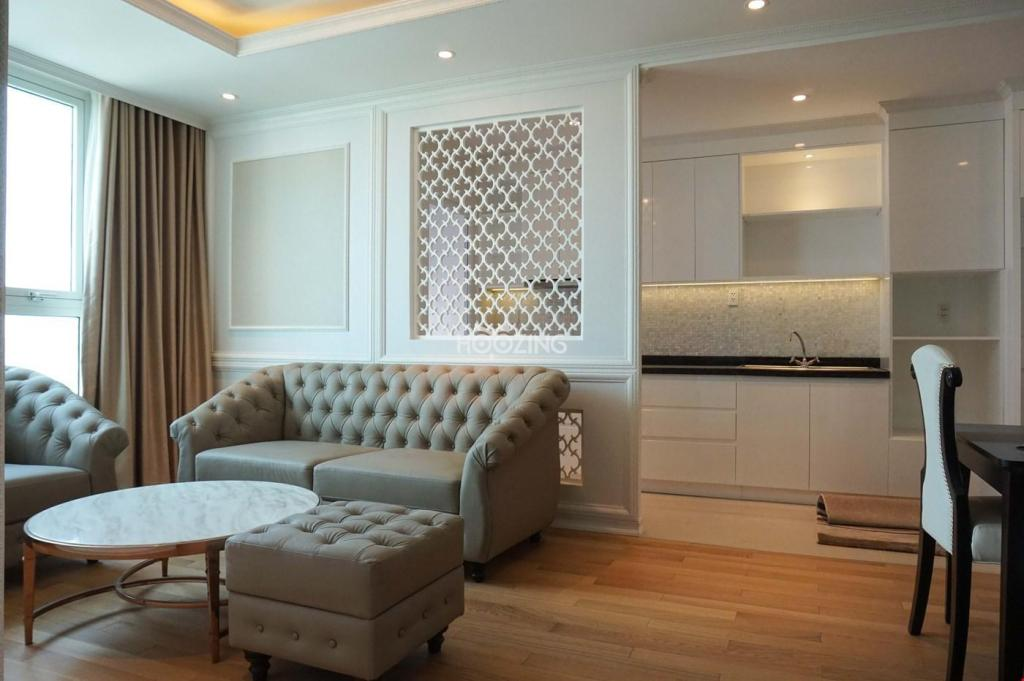 2 Bedrooms For Rent | Leman Luxury Apartment 2 Bedrooms For Rent In Ho Chi Minh
