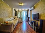 50sqm 1 bedroom, 1 private bathroom Apartament in Sovetsky
