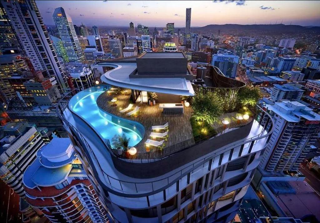 Book Infinity Roof Top Pool, City Apartment (Brisbane ...