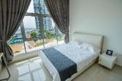 NEW Penang 2R2B seaview vacation home