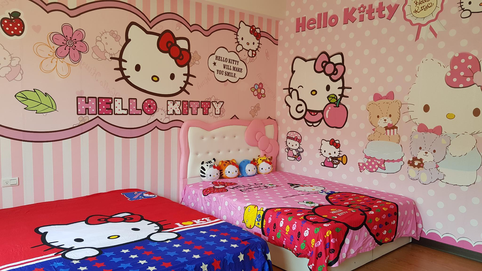 Hello Kitty Home Entire House Tainan Deals S & Reviews