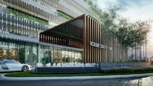 Residensi Vogue One, KL Eco City, Mid Valley (B9)