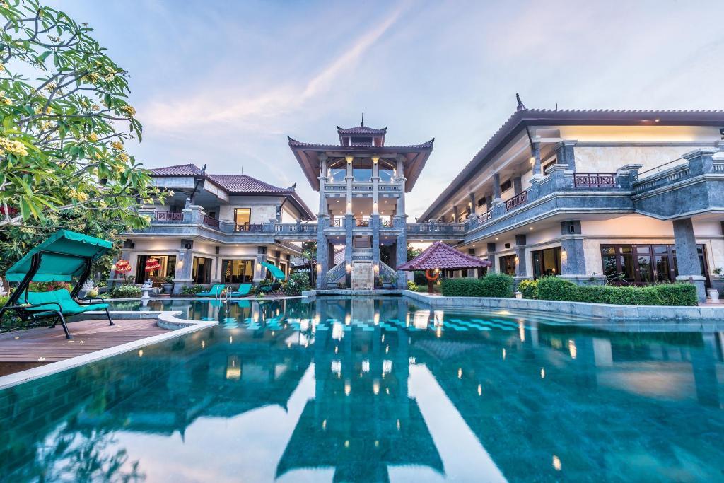 Villa Bali Castle Nusa Dua Bali Offers Free Cancellation 2021 Price Lists Reviews