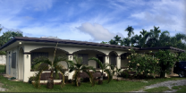 1020sqm 4 bedroom, 2 Private bathroom  in Laulau Bay