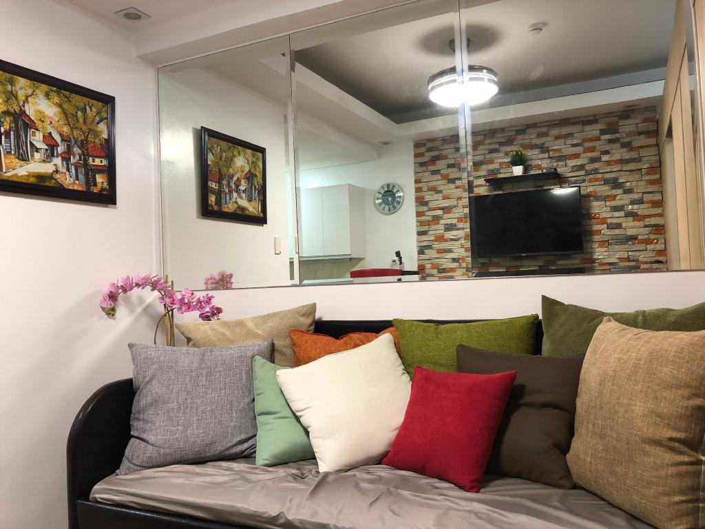 25m2 1 slaapkamer, 1 privé badkamer Appartement in Quezon Stad ...