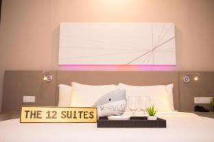 The 12 Suites @Empire Damansara {King room}