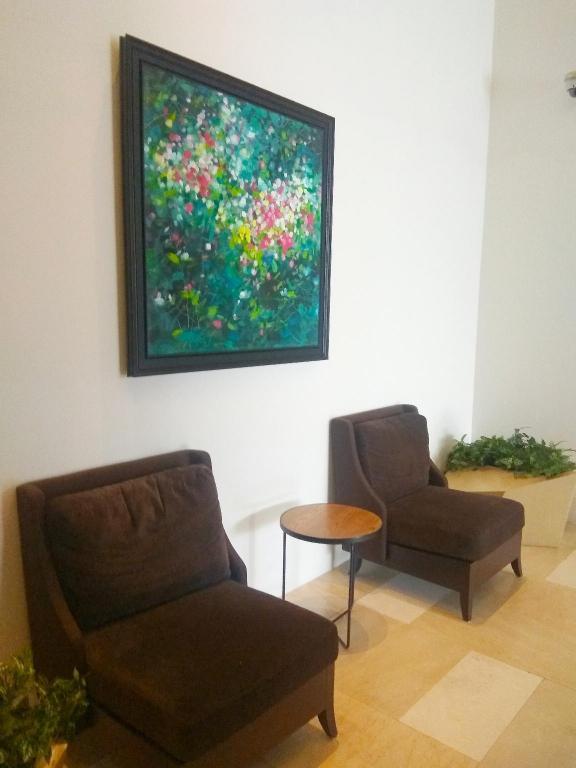 Apartment Lobby