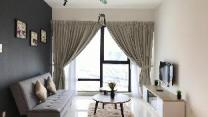 Mosaic SouthKey High Floor 2BR 2-6pax Midvalley Jb