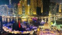 Cozy 55m2 1 BR Dubai Marina & Partial Sea View