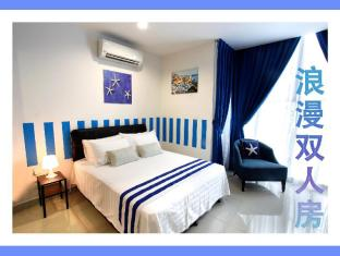 U Suites Greek Room @ Puchong South