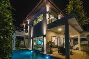 The White House - Modern private pool villa