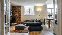 100sqm 2 bedroom, 1 private bathroom Apartament in Elsene / Ixelles