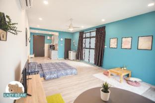 Lazy Bear Guest House Skudai