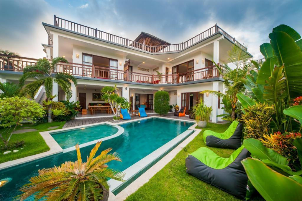 360 Rooftop Ocean View Private Villa Entire Villa Bali Deals Photos Reviews