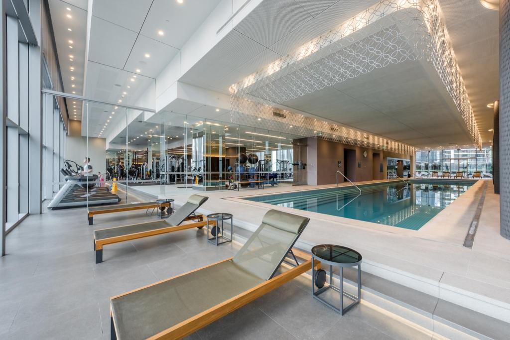 Apartment Swimming Pool Good Spot On Prima Pearl