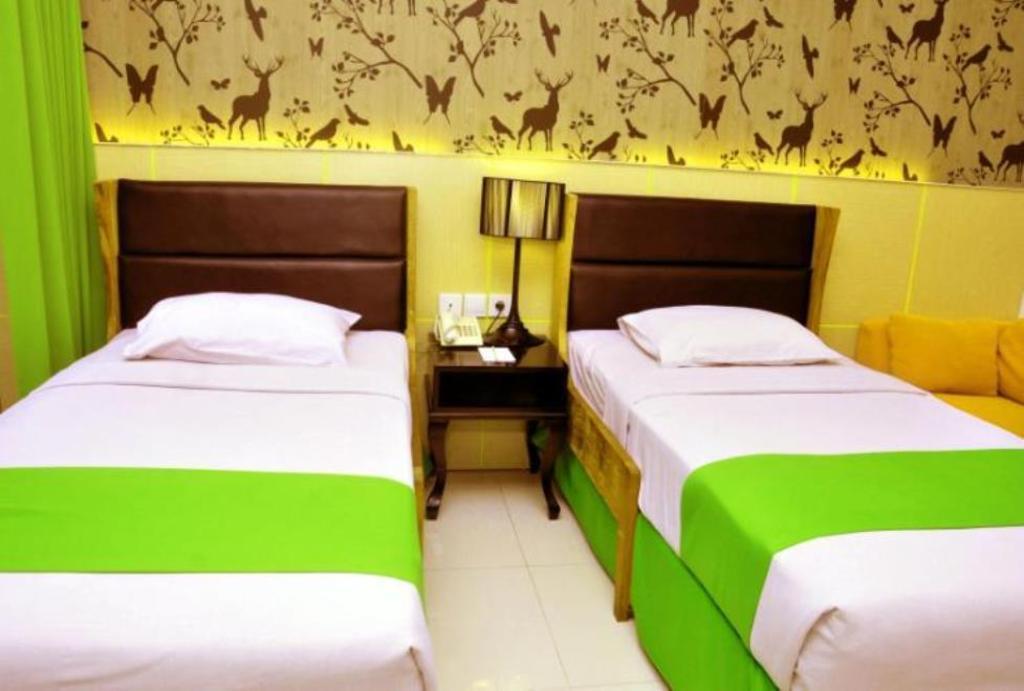 Book Twin Room Near Of Batu Secret Zoo In Malang Indonesia 2020 Promos