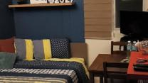 Blue suites with Wifi and Smart TV near Megamall