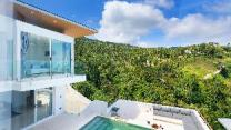 4BR-Ocean Views & Private Pool Villa High Ark