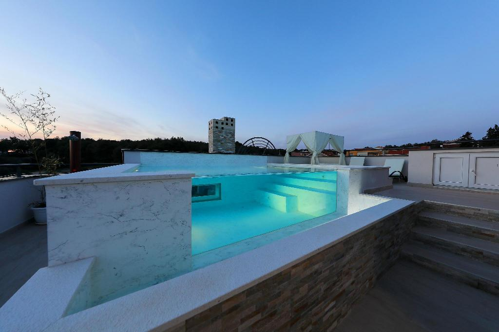 Rooftop Pool Terrace Villa Bellavista Entire House Zadar Deals Photos Reviews