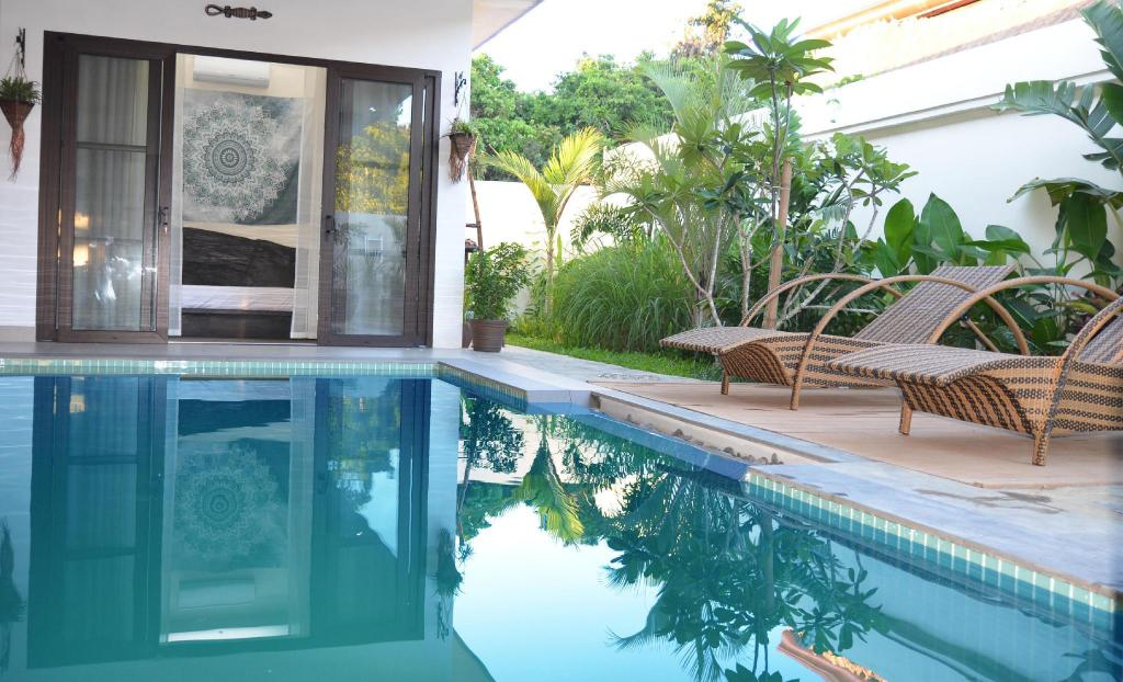 Private Villa - Swimming pool [outdoor] 3BR 225m2 VILLA ELENA2 WITH  PRIVATE POOL NEAR LIO