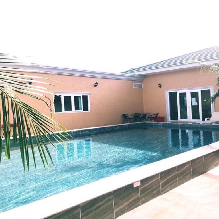 Pattaya 39 S Top Luxury 4 Bedroom Pool Villa Entire House Deals Photos Reviews