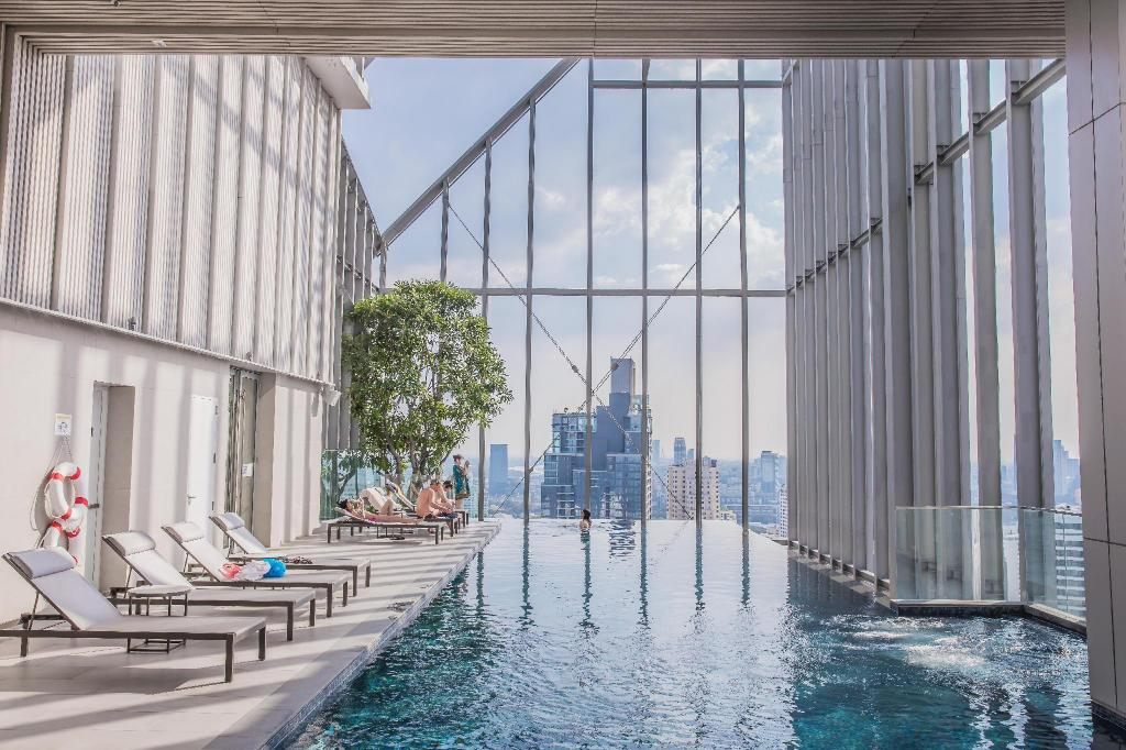 Apartment - Swimming pool [outdoor] Hyde Sukhumvit 11