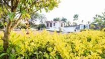 Spacious 1BHK Modern Farmhouse { Nature View }
