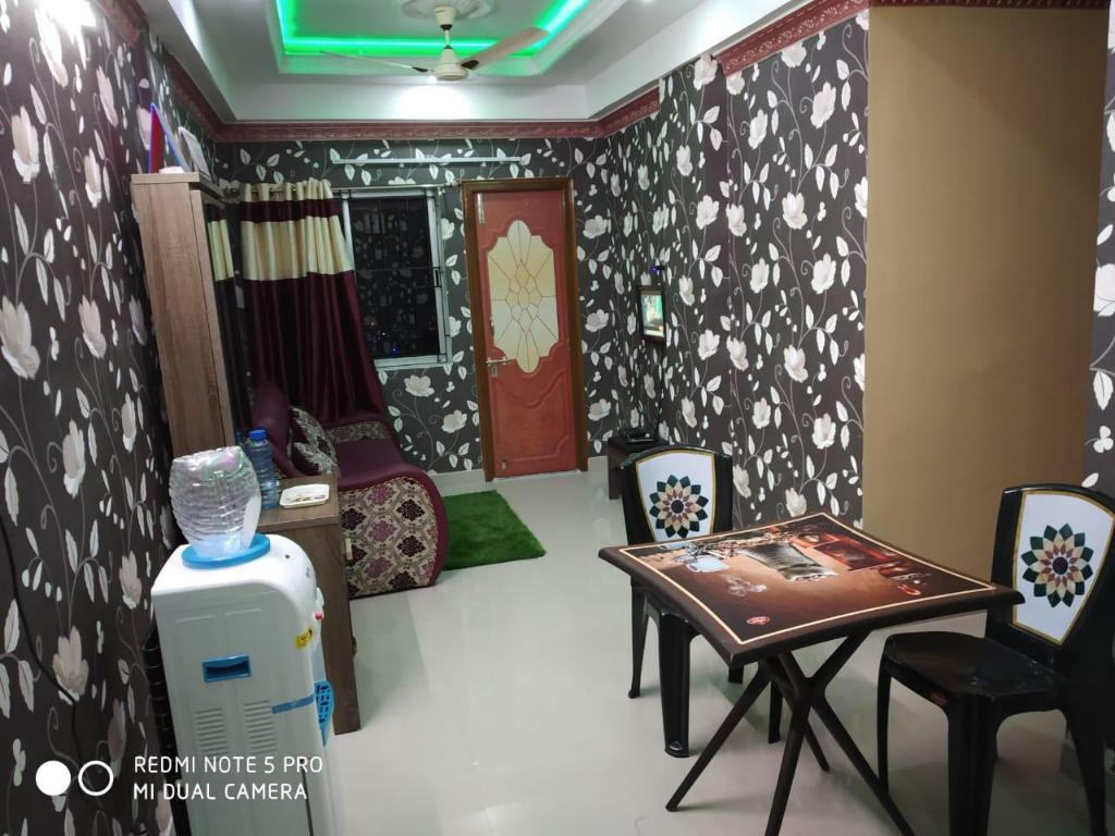 Apartment - Interior view Nabadwip Poddar Homestay 2BHK (service flat)