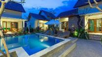 Charming Room with Pool & Rice Field View in Ubud!